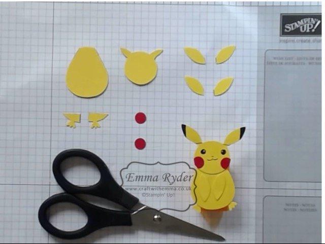 pokemon go gotta craft em all craft with emma. Black Bedroom Furniture Sets. Home Design Ideas