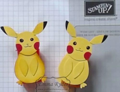 Pokemon Go – Gotta Craft Em All!