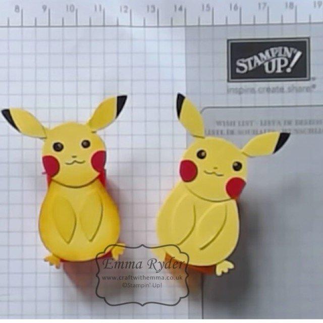 Pokemon Go Pikachu tictac box
