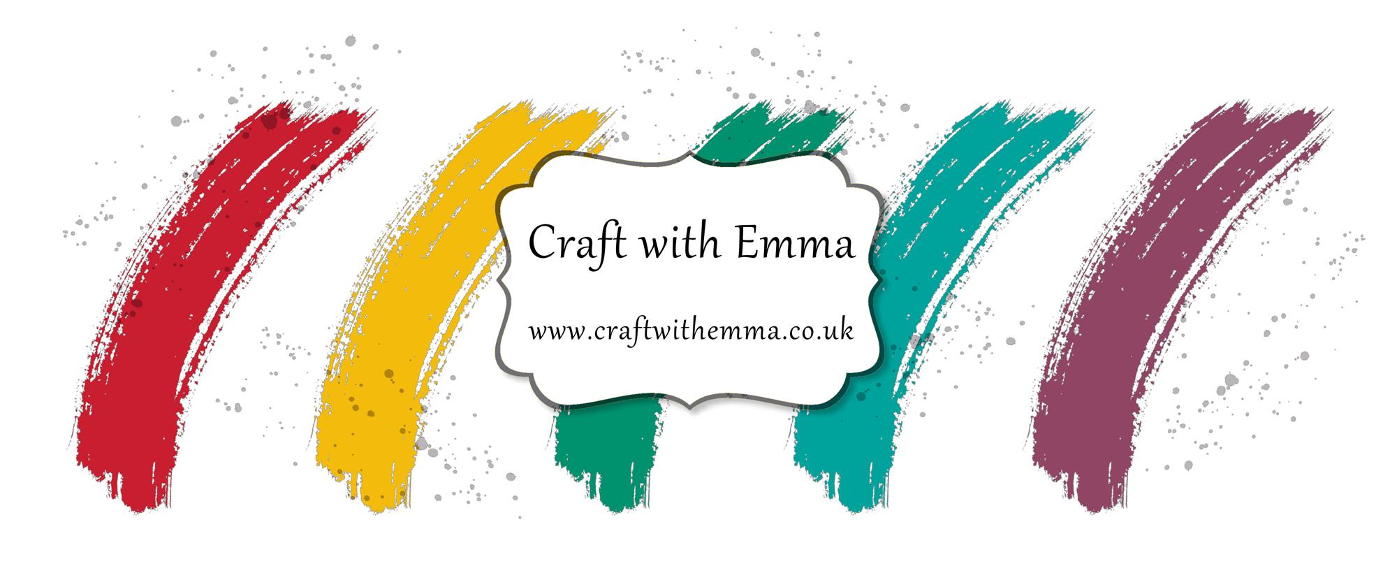 Craft with Emma Logo