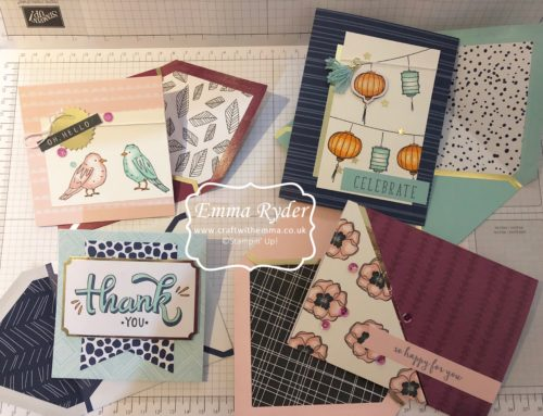 Stampin' Blends are nearly here!