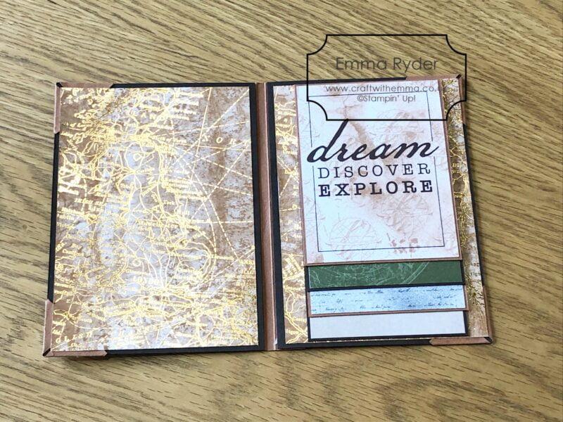 mini album inside