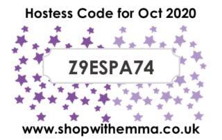 Oct 2020 Hostess Code