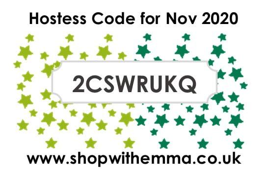 2020-11 hostess code