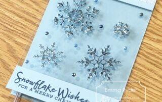 Acetate Snowflake