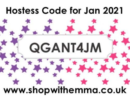 Hostess Code for January