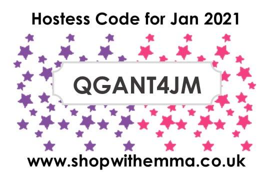 2021-01 hostess code