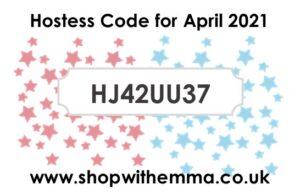 2021-04 hostess code